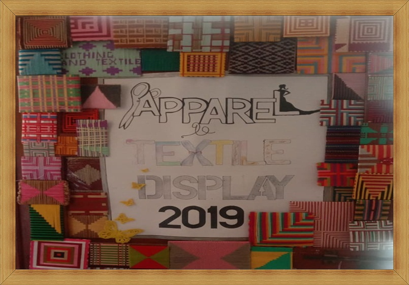 Project Display Semester VIII (Department of Apparel & Textile)